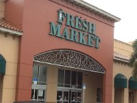 USA Florida The Fresh Market Aventura Miami